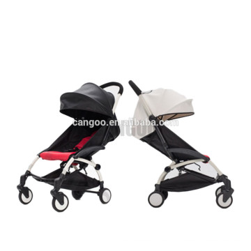 2015 OEM/ ODM PU wheels European Baby Stroller Foldable China manufacture