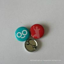 Emblema do botão do crânio, emblema de organização personalizado (HY-MKT-0023)