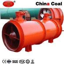 AC 2950 R / Min Tunelado de minería Ventilador de flujo axial Ventilador