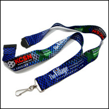 Moda Logo Sublimation Neck Lanyards for Competition Gift