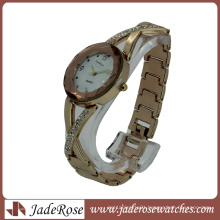 Rosegold Elegant Fashion Quartz Watch for Lady