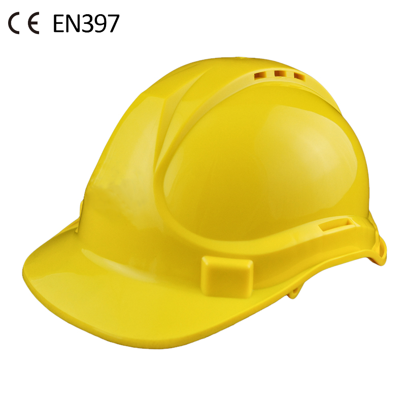 Industrial Safety Helmet with Vents