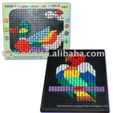 Educational Toys Plastic Block Puzzle