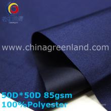 Plaid полиэстер Pongee жаккардовые ткани для спортивной одежды (GLLML337)