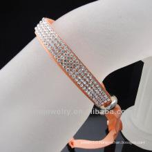 Wholesale Cheap Handmade Nylon rope bracelet