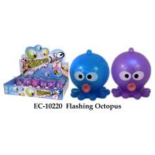 Смешные мигающие игрушки Octopus