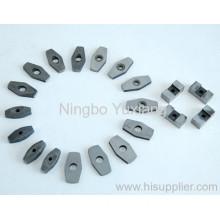Abnormity Irregular Cast Alnico Magnets