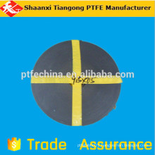 high density ptfe guiding straps used in machine tool slide guide