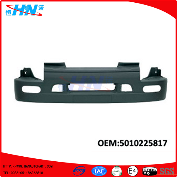 Heavy Duty Bumper 5010225817 Spare Parts Automotive