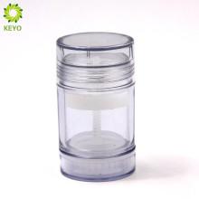 50g Heißer Verkauf hohe Qualität klar gefärbt leere kosmetische Verpackung Deo Stick-Container