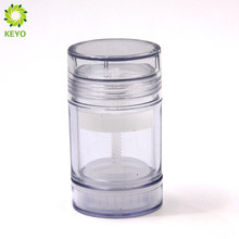 Envase cosmético vacío coloreado claro del palillo del desodorante del embalaje de la alta calidad de la venta caliente 50g