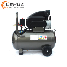 AC power 2hp 50L piston air compressor specification