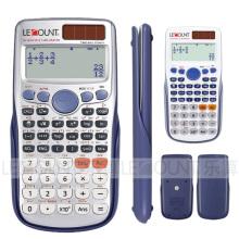 252 tipos da calculadora científica da função (LC759B)