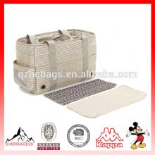 Новый Japense дизайн ткани домашних собак Сумка легко моющиеся(ЭС-Z295)