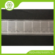 curtain head , transparent curtain tape , hook tape