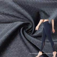 full dull polyamide 80 elastane 20 warp knitted breathable mesh jacquard fabric