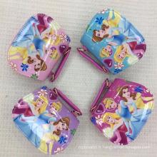 Haute qualité enfants Elsa princesse bande dessinée mini sac à bandoulière enfants mignon bande dessinée sac à main bébé sacs à bandoulière