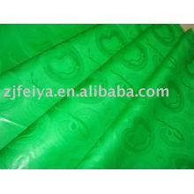 Damasco de la moda africana Shadda Bazin Riche Guinea Brocade Fabric Traditional Design
