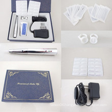 New Pro Permanent Makeup Kit Tattoo Eyebrow Lip Machine Equipment