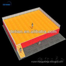wooden stage,stage platform,concert stage from shanghai