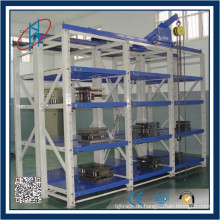 China Supplier Heavy Duty Schublade Rack für Maschinenlagerung