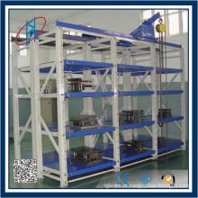 Rack de gaveta de serviço pesado da China para armazenamento de máquinas
