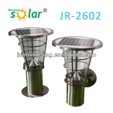 Éclairage extérieur CE mur solaire lumière 2602 série LED mur lumière Chine Supplier(JR-2602)