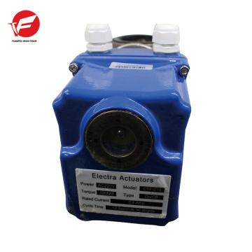 Tipos eléctricos estándar de tecnología de válvulas de control
