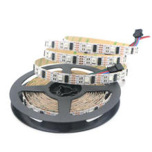 DC5V addressable WS2801 RGB led strip with factory price