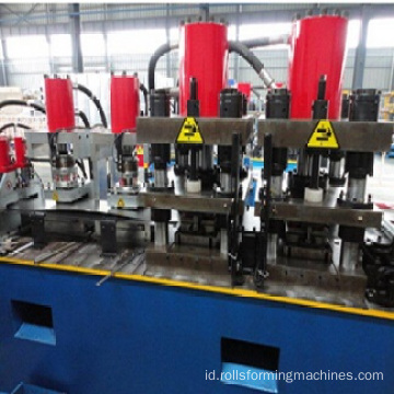 Matel Steel Door Channel Roll Forming Machine