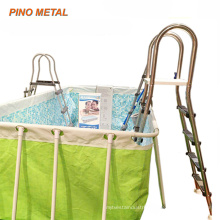 Customize according to the drawing Swimming pool ladder and swimming pool escalator