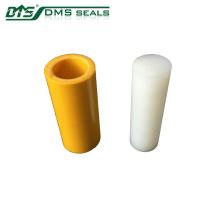 tube de téflon vierge utilisé pour CNC