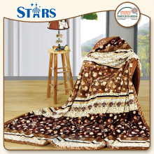 GS-XYMTY001-04 Super soft and luxurious double mink blanket