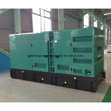 Prix d'usine Cummins Power 400kw / 500kVA Générateur diesel silencieux (GDC500 * S)