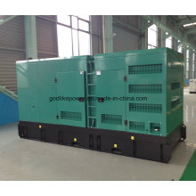 Factory Price Cummins Power 400kw/500kVA Silent Diesel Generator (GDC500*S)