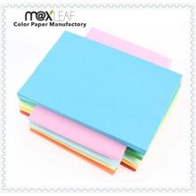 Papel em papel sem papel Woodfree para embalagem e impressão