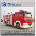 6000L ~ 12000L Steyr 4X2 Fire Fighting Truck