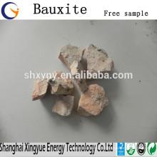 Kalzinierter Bauxit China Hersteller AL2O3 60% -90% mit niedrigem Preis