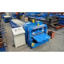 Color Glazed Roofing Steel Tiles Forming Machine