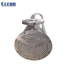 Precio de fábrica Shell y tubo intercambiador de calor