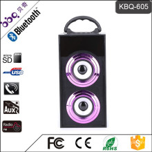 BBQ KBQ-605 10W 1200mAh Bluetooth Mini DJ Speaker