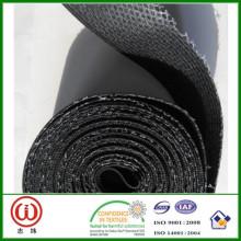 Fusão de elástico fuselagem para tecido tricotado