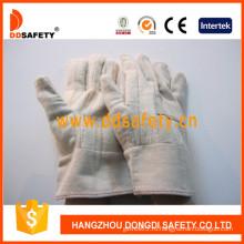 Белый муторно и холст перчатки (DCD130)