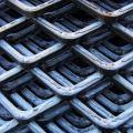 Métal déployé galvanisé pour caillebotis en acier