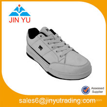 White Fashion Men Action Sports Running Shoes