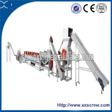 CE Waste Plast Recycling Line