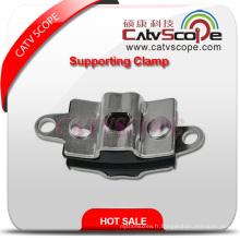 Pince de suspension de câble de haute qualité avec bande d'acier