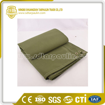 Industrial Tarp Thick Tarp Breathable Canvas Tarp