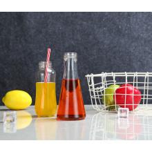 Bouteilles de jus de fruits
