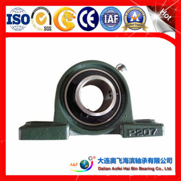 A & F Manufactory supply Rolamento do bloco de descanso / rolamento esférico / unidades de rolamento de esferas / rolamentos montados / rolamento da casa / rolamento de inserção UCP207